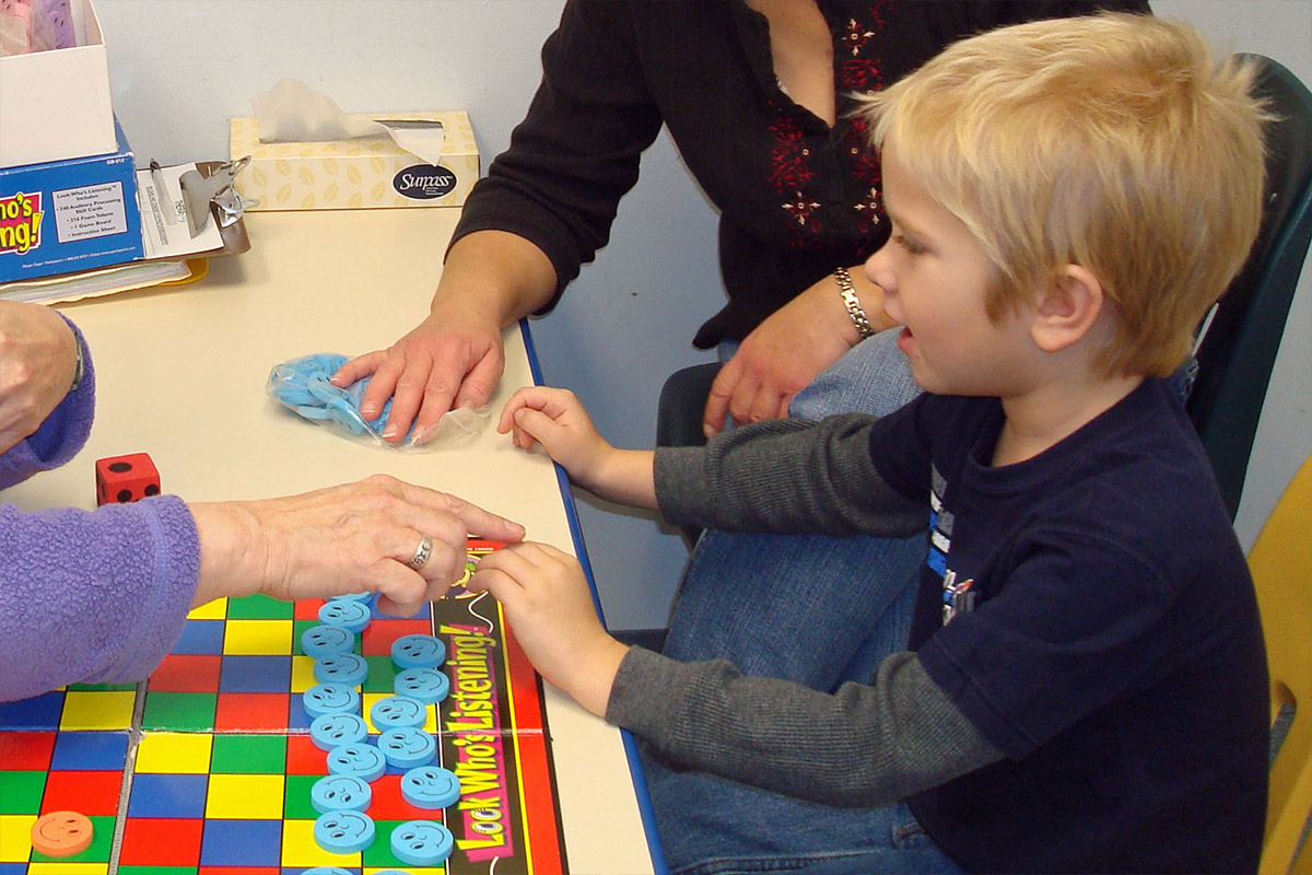 Occupational Play Therapy