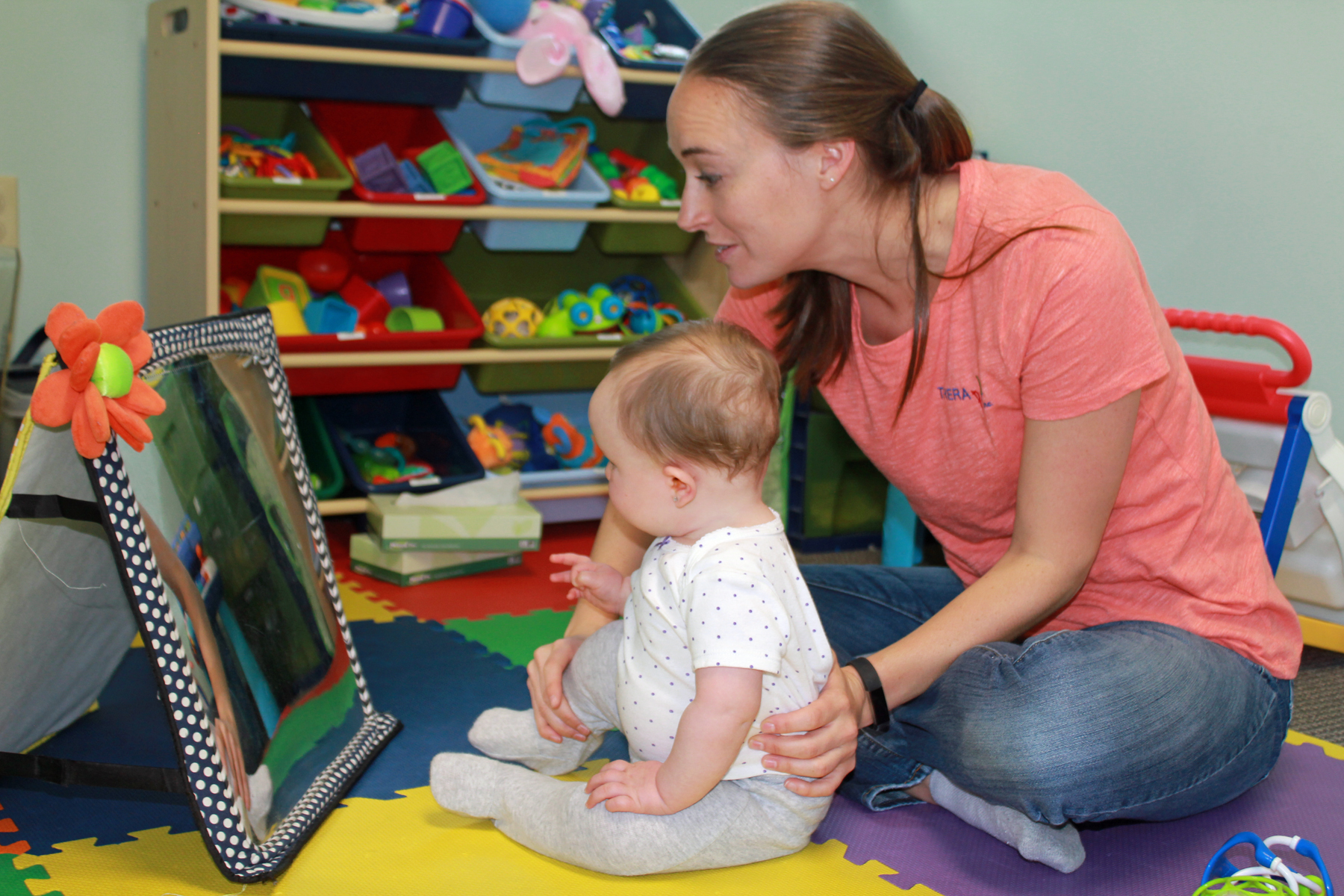 Infant Physical Therapy