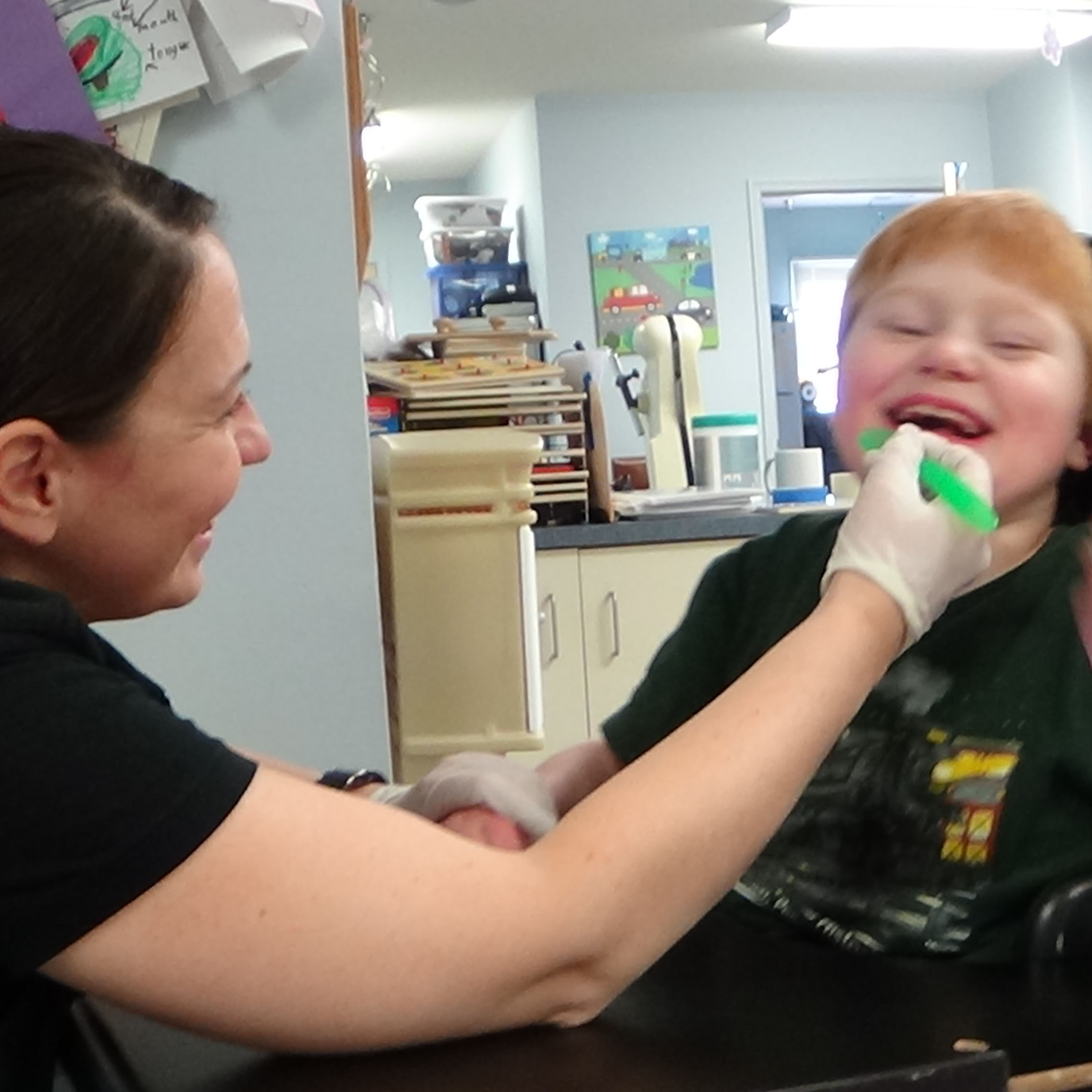 Assisted Eating Feeding Therapy