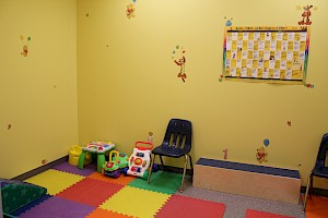 Theraplay Limerick Play Room